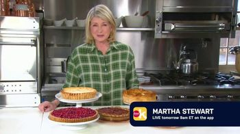 Food Network Kitchen TV Spot, 'Join Me' Featuring Martha Stewart - 3 commercial airings