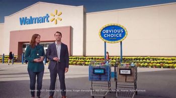 Walmart TV Spot, 'Obvious Choice Challenge: Heather'