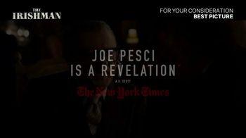 Netflix TV Spot, 'The Irishman' - Thumbnail 6