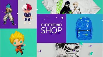 FUNimation Shop TV Spot, 'Holiday Goodies'