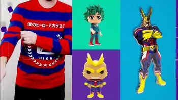 FUNimation Shop TV Spot, 'Holiday Goodies' - Thumbnail 6