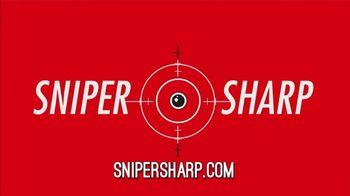 Sniper Sharp TV Spot, 'Sunscreen for the Eye' - Thumbnail 8