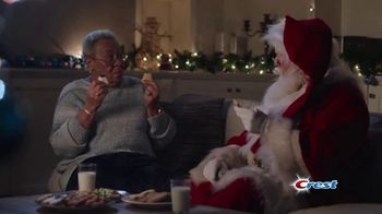 Crest TV Spot, 'Holidays: Bertha's Debut Commercial' Song by Geoffrey Gascoyne & James Pierpont