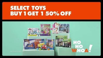 Big Lots TV Spot, 'Ho Ho Whoa: BOGO Toys'