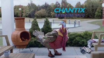 Chantix TV Spot, \'Ice Skating Turkey\'