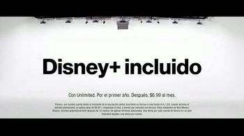 Verizon TV Spot, 'Disney+ incluido: BOGO y $400 dólares' [Spanish] - Thumbnail 4