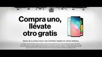 Verizon TV Spot, 'Disney+ incluido: BOGO y $400 dólares' [Spanish] - Thumbnail 7