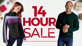 Stein Mart 14 Hour Sale TV Spot, 'Save up to 50 Percent: Kids & Fine Jewelry'