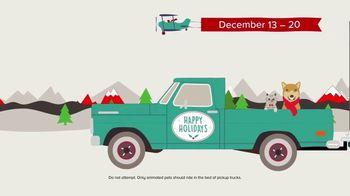 PetSmart Holiday Sale TV Spot, 'Toys, Treats and Pets'
