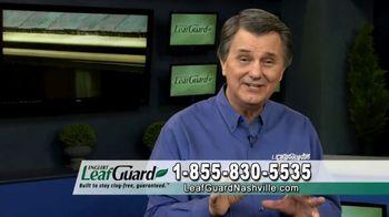 LeafGuard of Nashville 99 Cent Install Sale TV Spot, 'Big Mouth: $200 VISA Gift Card'