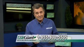 LeafGuard of Nashville 99 Cent Install Sale TV Spot, 'Big Mouth: $200 VISA Gift Card' - Thumbnail 6