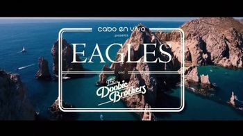 Cabo en Vivo TV Spot, 'Eagles and The Doobie Brothers'