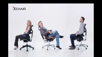 X-Chair Holiday Sale TV Spot, 'World's Most Productive People' - Thumbnail 4