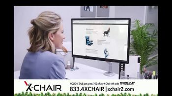 X-Chair Holiday Sale TV Spot, 'World's Most Productive People' - Thumbnail 8