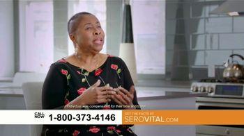 SeroVital TV Spot, '30-Day Trial: Testimonials' Featuring Kym Douglas - Thumbnail 6