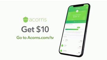 Acorns TV Spot, 'Quarters: Get $10' - Thumbnail 9