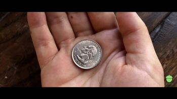 Acorns TV Spot, 'Quarters: Get $10' - Thumbnail 2
