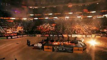 Professional Bull Riders World Finals TV Spot, '2020 Las Vegas: T-Mobile Arena'