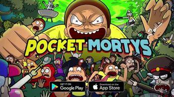 Pocket Mortys TV Spot, 'New Avatars: Dragon Rider Morty, Wizard Morty and Dragon Rider Summer' - Thumbnail 10