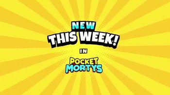 Pocket Mortys TV Spot, 'New Avatars: Dragon Rider Morty, Wizard Morty and Dragon Rider Summer' - Thumbnail 2