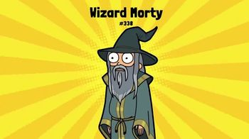 Pocket Mortys TV Spot, 'New Avatars: Dragon Rider Morty, Wizard Morty and Dragon Rider Summer' - Thumbnail 5