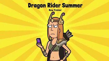 Pocket Mortys TV Spot, 'New Avatars: Dragon Rider Morty, Wizard Morty and Dragon Rider Summer' - Thumbnail 6