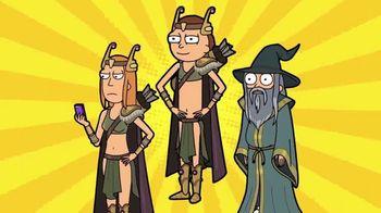 Pocket Mortys TV Spot, 'New Avatars: Dragon Rider Morty, Wizard Morty and Dragon Rider Summer' - Thumbnail 7