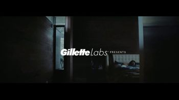 Gillette Labs Heated Razor TV Spot, 'Hot Towel Shave' - Thumbnail 2