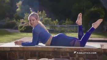 Fabletics.com Cyber Week Sale TV Spot, 'Cute and Functional: Two for $24' Featuring Kate Hudson - Thumbnail 3