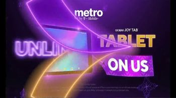 Metro by T-Mobile TV Spot, 'Holidays: Best Deal in Wireless: Tablet' - Thumbnail 6