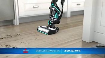 Bissell CrossWave TV Spot, 'Different Tools'