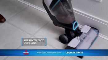 Bissell CrossWave TV Spot, 'Different Tools' - Thumbnail 3