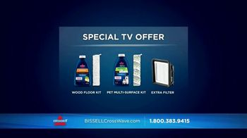 Bissell CrossWave TV Spot, 'Different Tools' - Thumbnail 5
