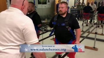 Coalition to Salute America's Heroes TV Spot, 'The Caregiver's Story: SSG J.D. Williams' - Thumbnail 4