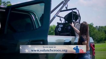 Coalition to Salute America's Heroes TV Spot, 'The Caregiver's Story: SSG J.D. Williams' - Thumbnail 5