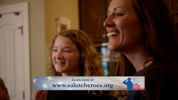 Coalition to Salute America's Heroes TV Spot, 'The Caregiver's Story: SSG J.D. Williams' - Thumbnail 6