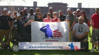 Coalition to Salute America's Heroes TV Spot, 'The Caregiver's Story: SSG J.D. Williams' - Thumbnail 7