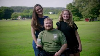 Coalition to Salute America's Heroes TV Spot, 'The Caregiver's Story: SSG J.D. Williams'