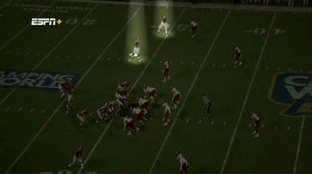 ESPN+ TV Spot, 'Detail: From the Mind of Nick Saban' - Thumbnail 2