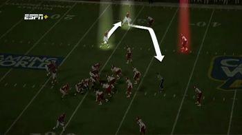 ESPN+ TV Spot, 'Detail: From the Mind of Nick Saban' - Thumbnail 4