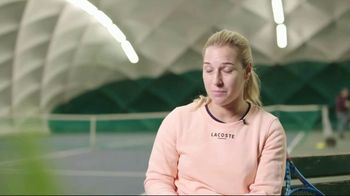 Moroccanoil TV Spot, 'Dominika Cibulkova: Supporting Retired Slovakian Athletes'