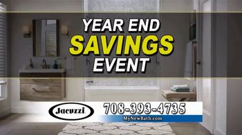 Jacuzzi Year End Savings Event TV Spot, 'Modernize' - Thumbnail 5