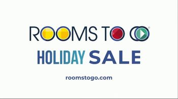 Rooms to Go Holiday Sale TV Spot, '4-Piece Living Room Set' - Thumbnail 5