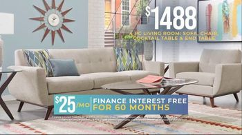 Rooms to Go Holiday Sale TV Spot, '4-Piece Living Room Set' - Thumbnail 3