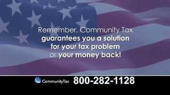 Community Tax TV Spot, 'Don't Wait' - Thumbnail 9