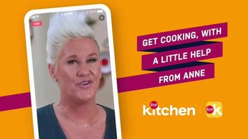 Food Network Kitchen App TV Spot, 'Help From Anne' - 18 commercial airings