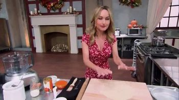 Food Network Kitchen App TV Spot, 'Giada's Pumpkin and Persimmon Pie' - Thumbnail 1
