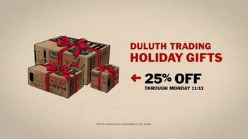 Duluth Trading Company TV Spot, 'Twas the Night Before Gifting: 25 Percent Off' - Thumbnail 9