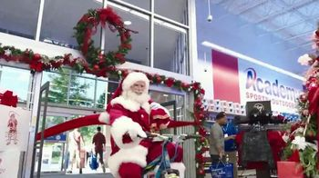Academy Sports + Outdoors Holiday Price Drop TV Spot, 'Gear Up for Christmas' Song by Trap City - Thumbnail 2