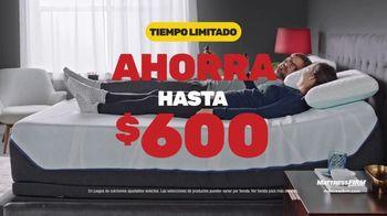 Mattress Firm Venta de Black Friday TV Spot, 'Ahorra hasta 600 dólares' [Spanish] - Thumbnail 3